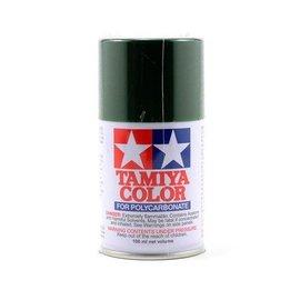 Tamiya TAM86022 PS-22 Polycarbonate Spray Racing Green Paint 3 oz