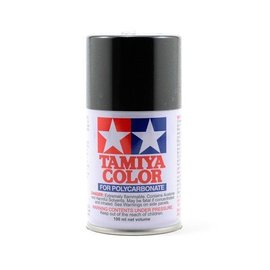 Tamiya PS-23 Polycarbonate Spray Gunmetal 3 oz