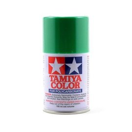 Tamiya PS-25 Polycarbonate Spray Bright Green 3 oz