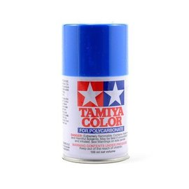 Tamiya TAM86030  PS-30 Polycarbonate Spray Brilliant Blue 3 oz