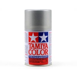 Tamiya PS-36 Polycarbonate Spray Translucent Silver 3 oz