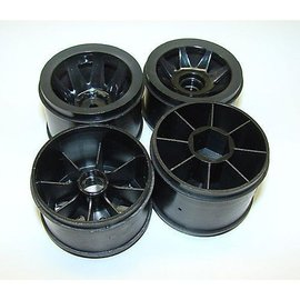 CRC CLN1510 F1 ProMount Wheel for Rubber Tire  RT-1, TCS (4)