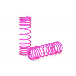 Traxxas TRA5857P Springs Front Pink (progressive rate) (2)