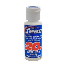 Team Associated ASC5421 20WT Silicone Shock Oil 2 oz