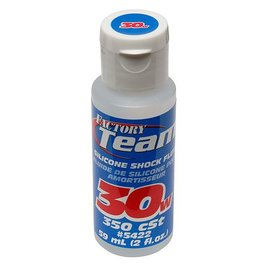 Team Associated 30WT Silicone Shock Oil 2 oz