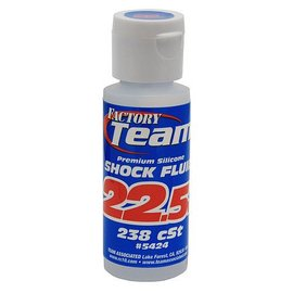 Team Associated 22.5WT SILICONE SHOCK OIL 2 OZ