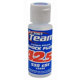 Team Associated 42.5WT SILICONE SHOCK OIL 2 OZ