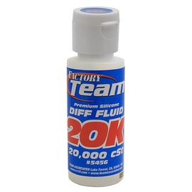 Team Associated ASC5456 Silicone Diff Fluid 20,000 CST 2 oz