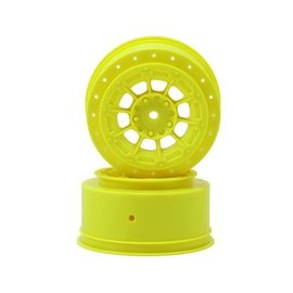 J Concepts Hazard Losi Sct-E Wheel Yellow (2)