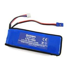 Sanwa SNW107A10951A Sanwa LF2-1850 LiFe 2s Battery 1850mAh