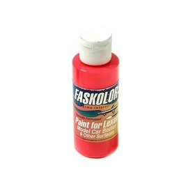 Parma PSE PAR40104  Fluorescent Pink Faskolor Lexan Body Paint 2oz