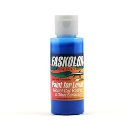 Parma PSE Fluorescent Blue Lexan Paint 2 Oz.