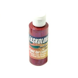 Parma PSE Candy Red Faskolor Lexan Body Paint 2oz