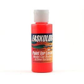 40105 FLUORESCENT RED LEXAN PAINT 2 OZ BOTTLE