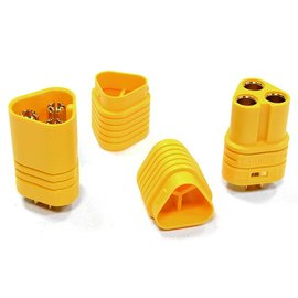 Integy MT60 Type 3-Pole Connector Set 3.5mm