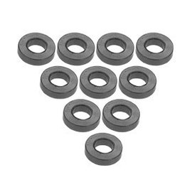 3-Racing Titanium Aluminum M3 Flat Washer 1.5mm (10)