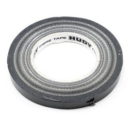 Hudy Fibre-Reinforced Tape- Black