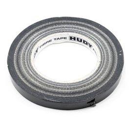 Hudy HUD107870  Fibre-Reinforced Tape- Black