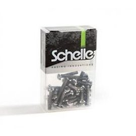 Schelle Racing SCH1120 Titanium Upper Screw Set  B6  |  B6D