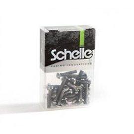 Schelle Racing Titanium Upper Screw Set  B6  |  B6D