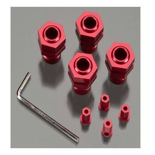 STRC ST1654-17R STRC Hex Conversion Kit 17mm Aluminum