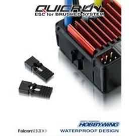 Hobbywing HWA30120201 Quicrun 1/10 Brushed ESC (2-3S)