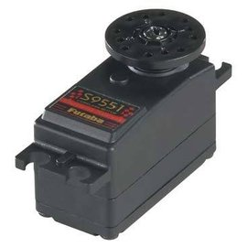 Futaba S9551 Servo Low Profile Dgtl Hi Speed/Torque