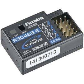 Futaba R304SBE 4-Ch 2.4G TFHSS Telemetry Rx