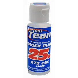 Team Associated 25WT Silicone Shock Oil 2 oz