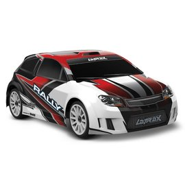 Traxxas TRA75054-5 Rally 1/18 RTR Red