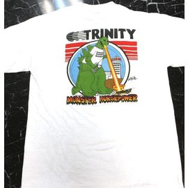 "Trinity Retro ""Monter Horsepower"" T-Shirt"