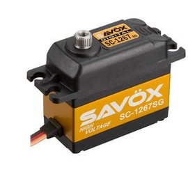Savox HIGH TORQUE DIGITAL SERVO .09/277 @ 7.4V