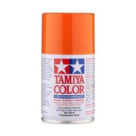 Tamiya PS-62 Spray Lacquer Pure Orange 3 oz