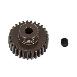 Team Associated FT Aluminum Pinion Gear, 29T 48P, 1/8 shaft