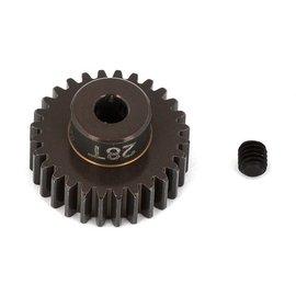 Team Associated FT Aluminum Pinion Gear, 28T 48P, 1/8 shaft