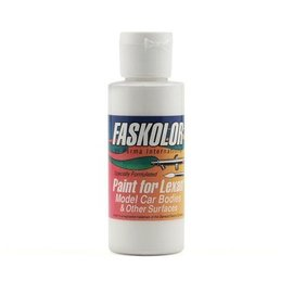 Parma PSE FasWhite Faskolor Lexan Body Paint 2 oz