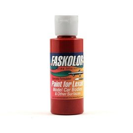 Parma PSE PAR40307  Faslucent Red Faskolor Lexan Body Paint 2oz