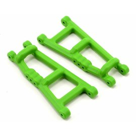 RPM R/C Products RPM80184 Green Rear A-arms e-Stampede 2wd & Electric Rustler