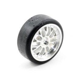 Traxxas Mounted Tires (Nitro 4-Tec) (4)