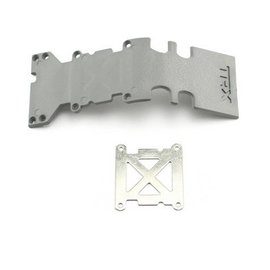 Traxxas Rear Skidplate (Grey) (TMX, TMX 3.3)