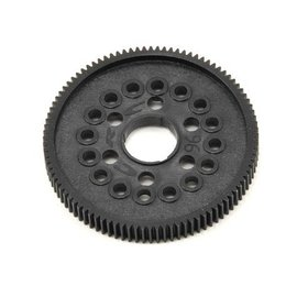 64 Pitch Spur Gear, 96 Tooth 16x 3/32 Ball