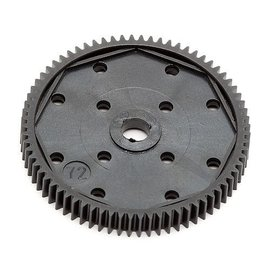 Team Associated ASC9649 B6 Spur Gear, 72T 48P