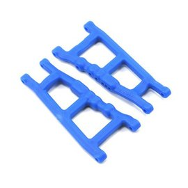 RPM R/C Products RPM80705 Blue Front & Rear A-Arm Set Slash 4x4, Stampede 4x4 & Rally