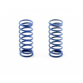 Team Associated FT Micro Shock Springs, blue 10.0 lb medium (2)