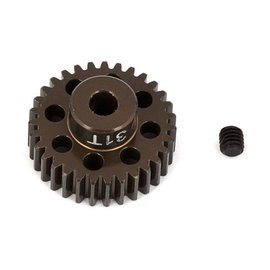 Team Associated FT Aluminum Pinion Gear, 31T 48P, 1/8 shaft
