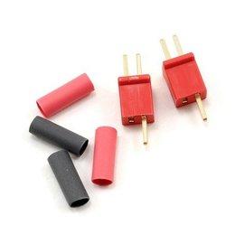 Deans WSD1222 Micro Plug 2R Red Polarized Connector