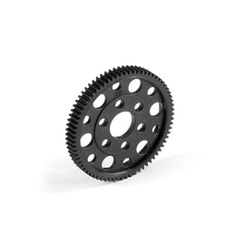 Xray Copy of Composite 3-Pad Slipper Clutch Spur Gear 81T 48P