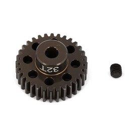 Team Associated ASC1350 FT Aluminum Pinion Gear, 32T 48P, 1/8 shaft