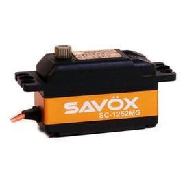 Savox LOW PROFILE DIGITAL SERVO SUPER SPEED .07/97.2 @ 6.0V