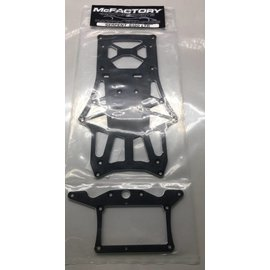 McFactory McFactory Motorsports Serpent S120 LTR Aluminium chassis conversion